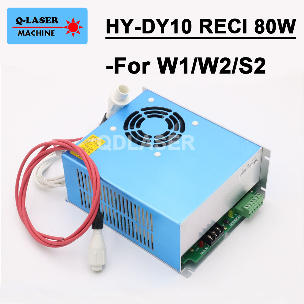Co2 Laser Power Supply DY10 For Z2/S2 RECI Laser Tube dy13 co2 laser power supply for reci s4 and z4 co2 laser tube