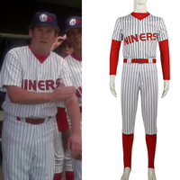 Star Deep Space Nine Trek Cosplay Costume Men The Niners Baseball Outfit Pants Full Set New Halloween Costumes Party Prop