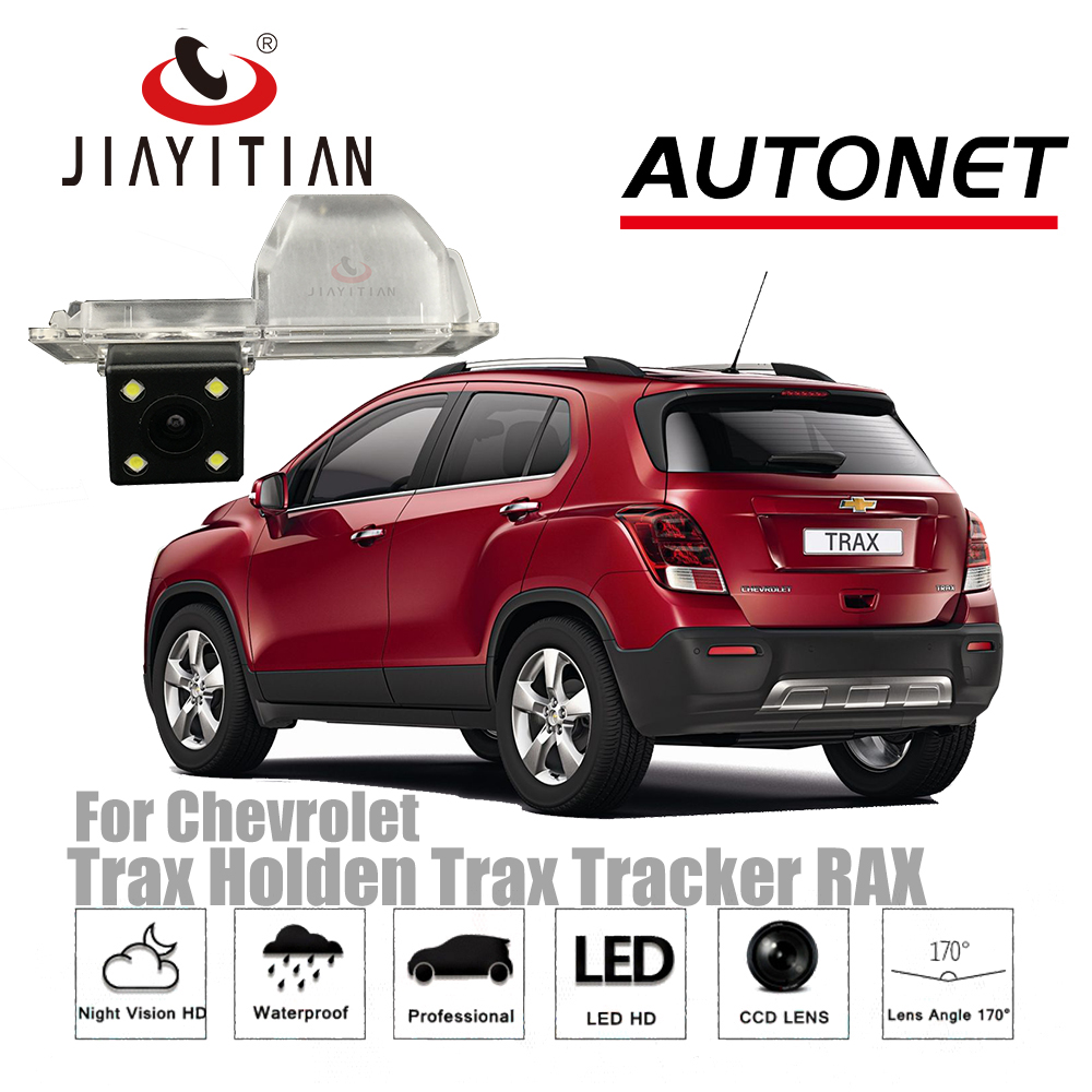 JiaYiTian rear view camera For Chevrolet Trax Holden Trax Tracker RAX 2012~2017 CCD Night Vision/Backup Camera/Reverse Camera