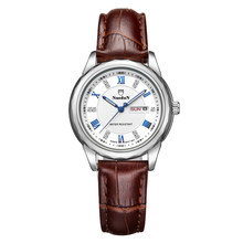 Fashion Luxury Top Brand Watch Women Ladies Quartz Watch Water Resistant Best Leather Watches For Women