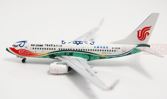 Aeroclassics B737-700/w B-5226 Chinese international aviation Inner Mongolia Tianjiao commercial jetliners plane model hobby phoenix 10980 b737 700 w 1 400 china international aviation inner mongolia tianjiao commercial jetliners plane model hobby