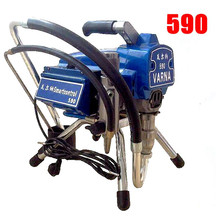 Profesional Electric Airless Paint Sprayer PISTON Painting Machine 590 with brushless motor factory selling