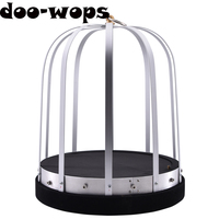 Automatic Fire Cage Magic Tricks Dove Appearing From Empty Cage Magia Magician Stage Gimmick Props Illusion Mentalism Funny
