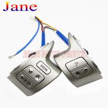 84250-02200 8425002200 Bluetooth steering wheel audio control button switch for Toyota Corolla 2006-2013