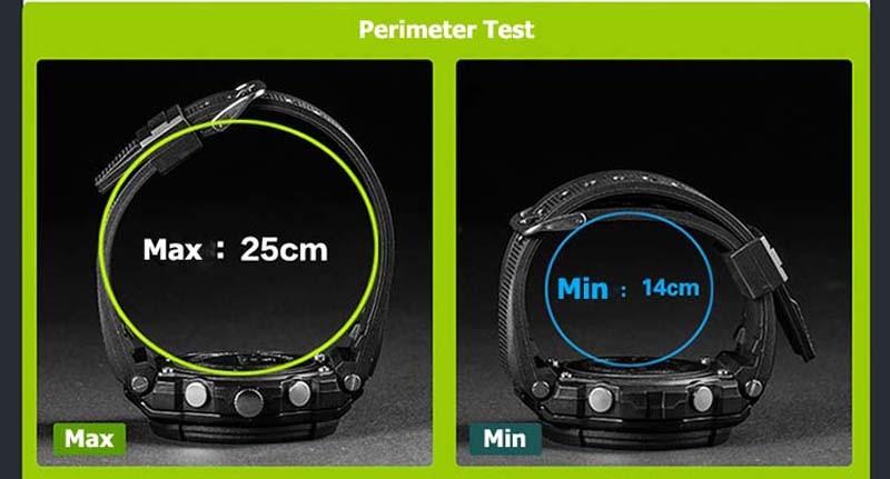 Multifunction digital watch11