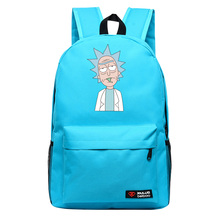 Rick and Morty Backpack – Rick's Bag