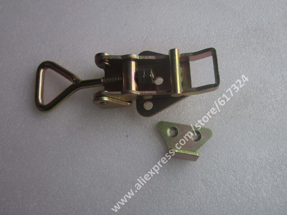 Jinma tractor parts, the JM184-254, the hood lock, part number: used tractor parts