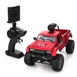 Profesjonalny inteligentny zdalnie sterowanym samochodowym WIFI FPV kamera 480P soczewki hd sterowania Drift z kamerą samochód robot wysokiej jakości