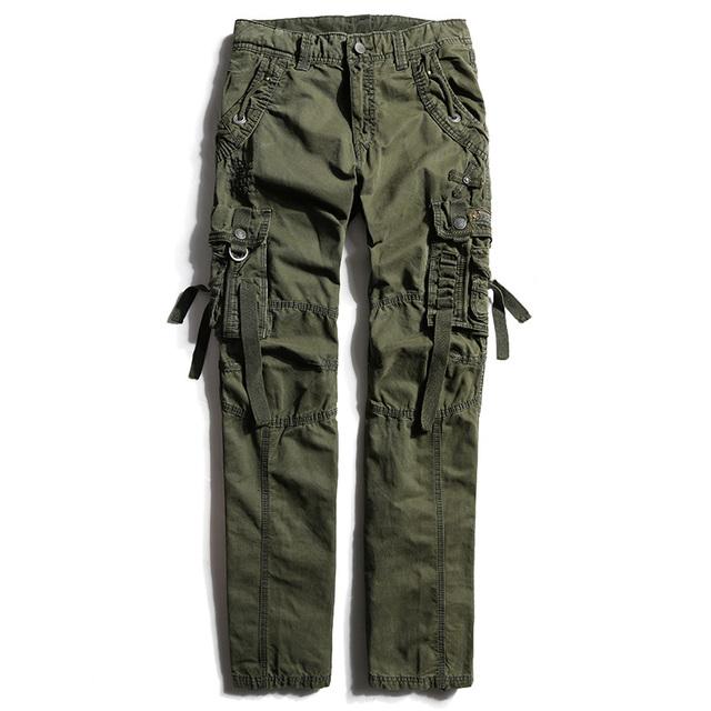 Jackson Military Cargo Pants