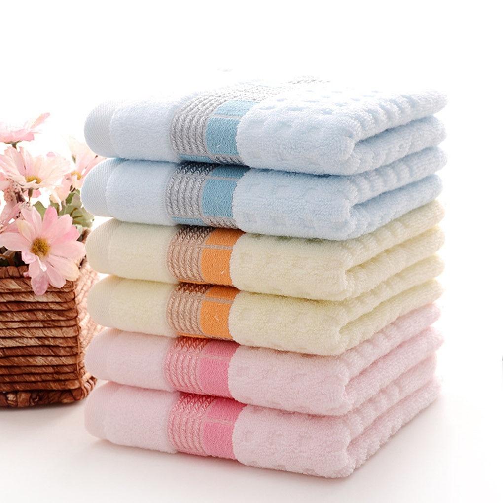 2019 Hot High Quality Twistless Yarn Cotton Facial Hand Towels Beach Swim Bath Absorbent Drying Cloth