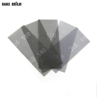 10 Pcs Wet And Dry Abrasive Mesh Paper 115 280 Mm Carving Stone Tools Free Shipping