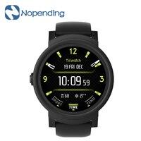 Новый оригинальный Ticwatch E Спорт Смарт часы Smartwatch Bluetooth, Wi Fi 1,2 ГГц MTK2601 gps OLED сердечного ритма Музыка для Xiaomi IOS MI5