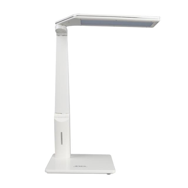 New Dobrável 9 W 6000 K Led Eye-Proteção Recarregável Flexível Portátil Mini Livro de Leitura Estudo Mesa Mesa Ajustável lâmpada de Luz