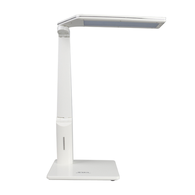 New Folding 9W 6000K Led Eye-Protection Adjustable Rechargable Portable Flexible Mini Reading Study Book Table Desk Lamp Light