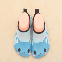 Children Water Barefoot Skin Shoes Quick Dry Outdoor Summer Beach Water Shoes Breathable Anti-slip Swimming Fins Aqua Sock Shoes