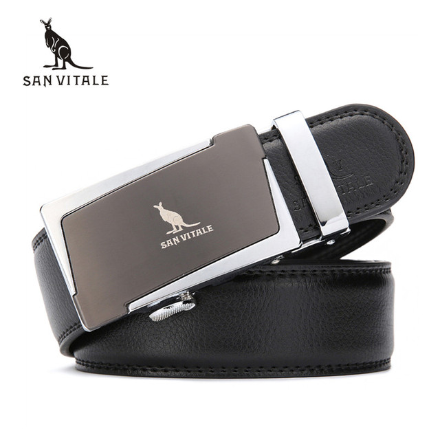 2017 new Brand men's fashion Luxury belts for male genuine leather Belt for man designer belt cowskin high quality free shipping
