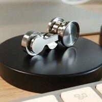 Top Quality Chaotic Pendulum Metal Hand Spinner 4 5cm 35g Anti Press Fidget Spinner Cube Random