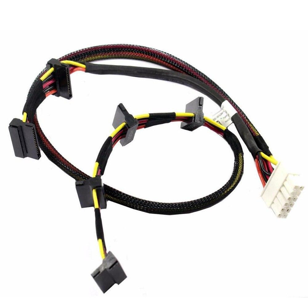 JINTAI pour DELL POWEREDGE SERVER T320 T420 optique HDD DISTRIBUTION d'énergie HARNES W44NJ