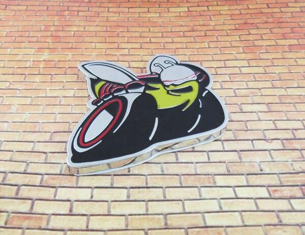 Scat Pack Super Bee for Shaker Charger Challenger FENDER Emblem Badge Sticker chrome camaro shield for 2016 2017 camaro front fender emblem badge sticker