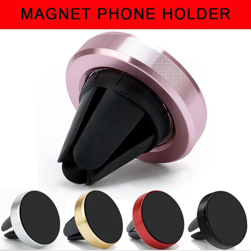 universal magnetic car phone holder 360 degree rotation. Black Bedroom Furniture Sets. Home Design Ideas