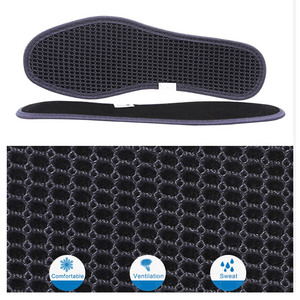 Image 4 - 5Pairs/Lot Insoles For Shoes Bamboo Charcoal Shoe Insoles Deodorant Antibacterial Breathable Shoe Pads Outdoor Hiking Insoles