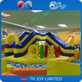 high quality inflatable slide bouncer for kids indoor playground/commercial use inflatable bouncer