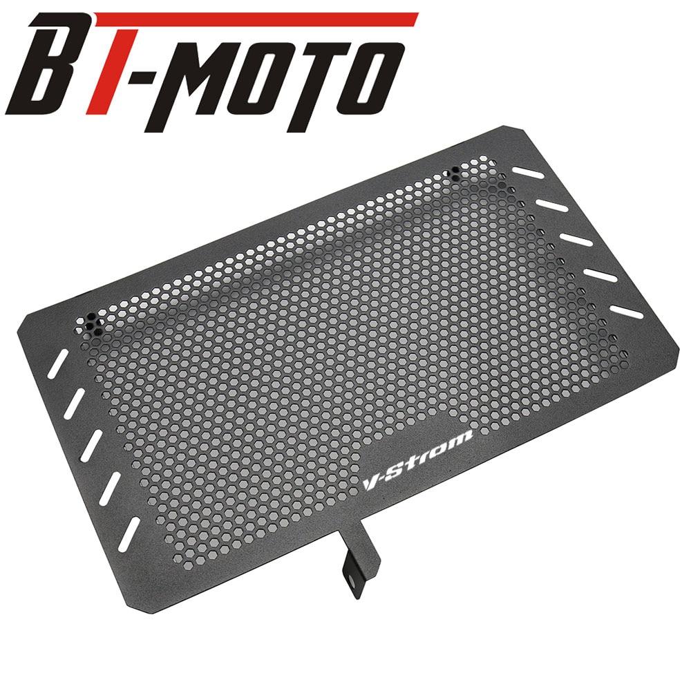 Moto moteur radiateur lunette Grille garde couvercle protecteur gril pour SUZUKI V-STROM VSTROM DL650 DL 650