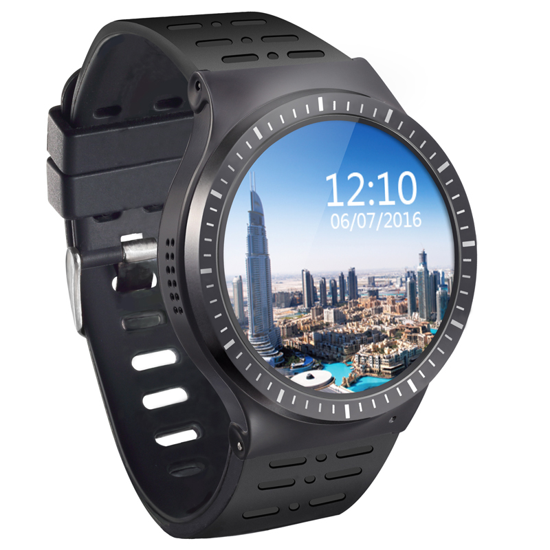 Smart Watch Phone S99B Support Android 5.1 MTK6580M 1.3G Quad-cores 8GB Memory SIM Card Wifi Bluetooth GPS Smartwatch PK KW88 smart baby watch q60s детские часы с gps голубые