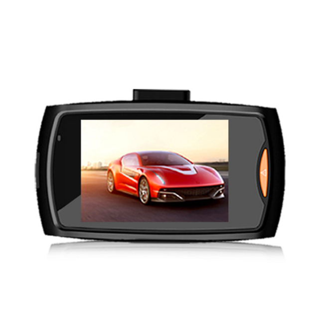 Car DVR Camera Mirror Night Vision Driving Recorder HD LCD Display Driving Auto Recorder Camera Built in Microphone Speaker