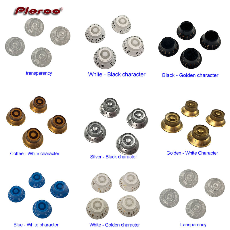 Guitar Parts Set Of 4 PCS FOR US Gib SG Faded T SPEED CONTROL KNOBS Volume Tone Guitar Control Knobs Volume Tone
