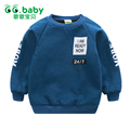 2-5 Years Children Winter Fleece Kids Baby Boy Sweatshirt Long Sleeve Children Boys Clothing Tops Tees Fashion Style For Boys
