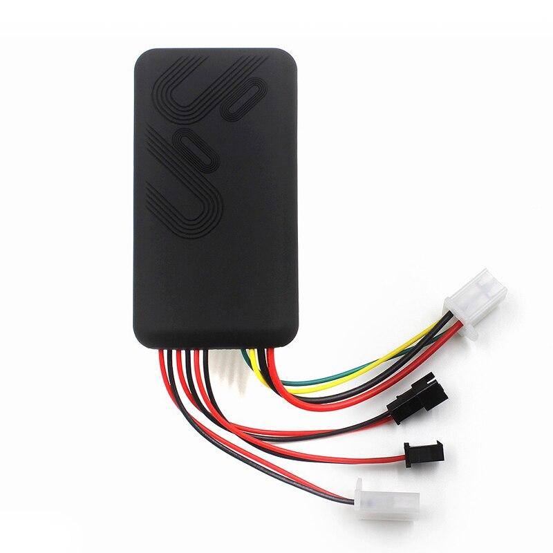 Traqueur de véhicule GPS SECUMORE TK100 traqueur de voiture GSM GPRS localisateur de dispositif de suivi à distance pour moto Scooter PK Tk905 Tracker