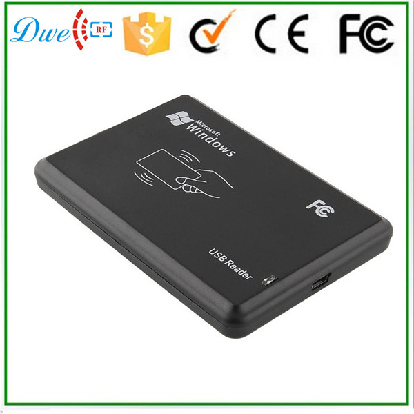 DWE CC RF high power FC windows USB reader for card issuing