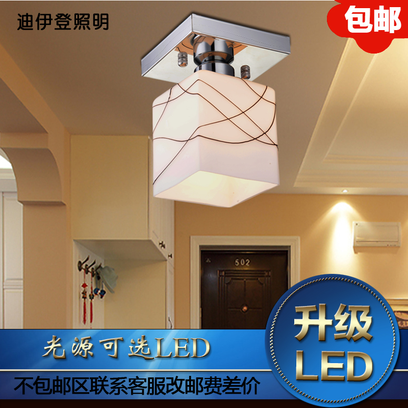 Modern minimalist led glass ceiling lighting living room bedroom study dining room children hanging lamps MX1307-1 vemma acrylic minimalist modern led ceiling lamps kitchen bathroom bedroom balcony corridor lamp lighting study