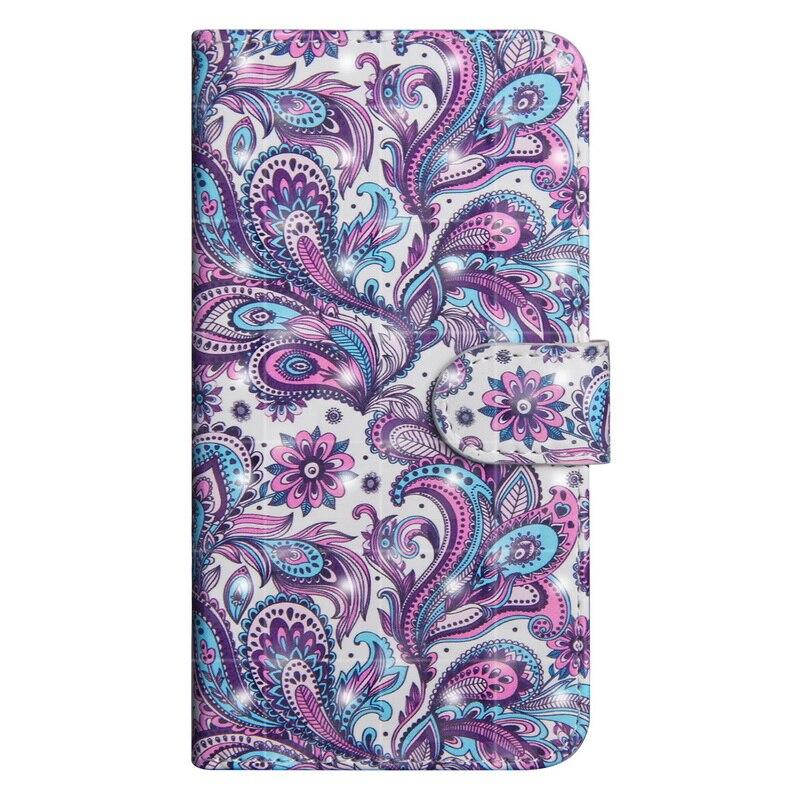 For LG K40S Case Wallet Cute Leather Flip Case For LG K40S K50 Q60 V40 V50 Thinq K30 2019 Stylo 5 Cover Book K 40 S Phone Bag