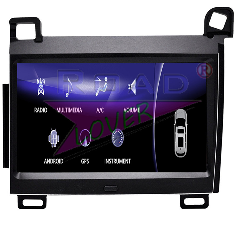 Roadlover Android 7.1 Car Media Center Player Autoradio For Lexus CT200 2011- Stereo Magnitol GPS Navigation 2 Din Audio NO DVD