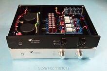 YS-imitacja JC-2 Wzrost poziomu Dźwięku HIFI przedwzmacniacz EXQUIS klasa JC2 przedwzmacniacz podwójne transformatory najlepsze elektroniczne elementy