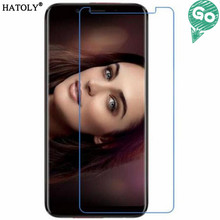 2PCS Screen Protector Glass For OPPO F5 Glass Anti-brust Tempered Glass For OPPO F5 Screen Tempered Glass Film OPPO A73 недорого