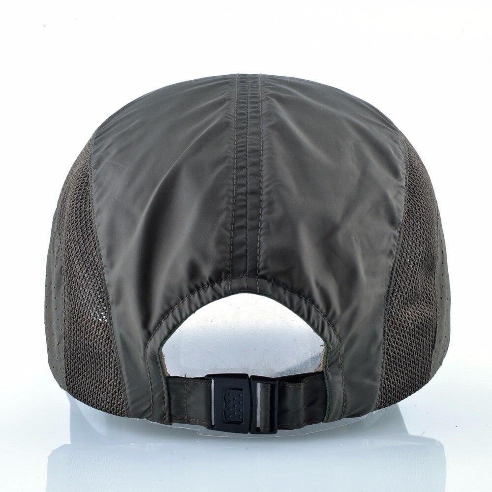 c74807e8356 Multifunction hats for men Quick drying Snapback caps Wide brimmed sun  visor hat women s baseball cap man Breathable mesh bone-in Baseball Caps  from Apparel ...