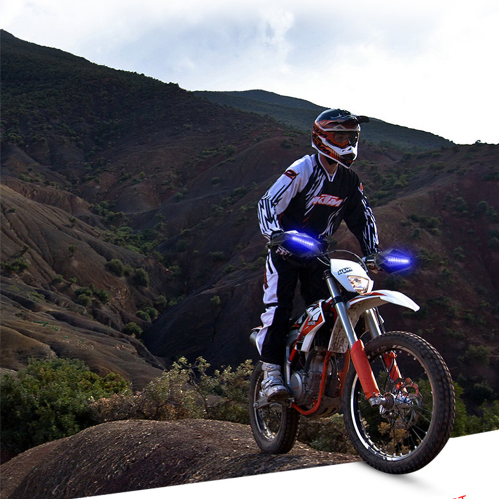 Защита рук для мотоциклов ручная защита мотокросса для honda vfr honda cb600f hornet yamaha wr450f honda goldwing gl1800 yamaha wr250f