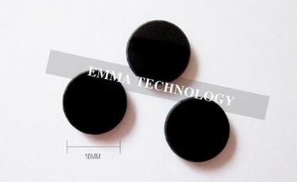 10mm Filter Lens against 400-750nm/pass 808-1064nm IR Laser