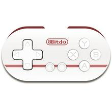 Mini 8Bitdo ZERO GamePad Bluetooth Wireless Controller Shutter For Android Phones iOS iPhone Windows
