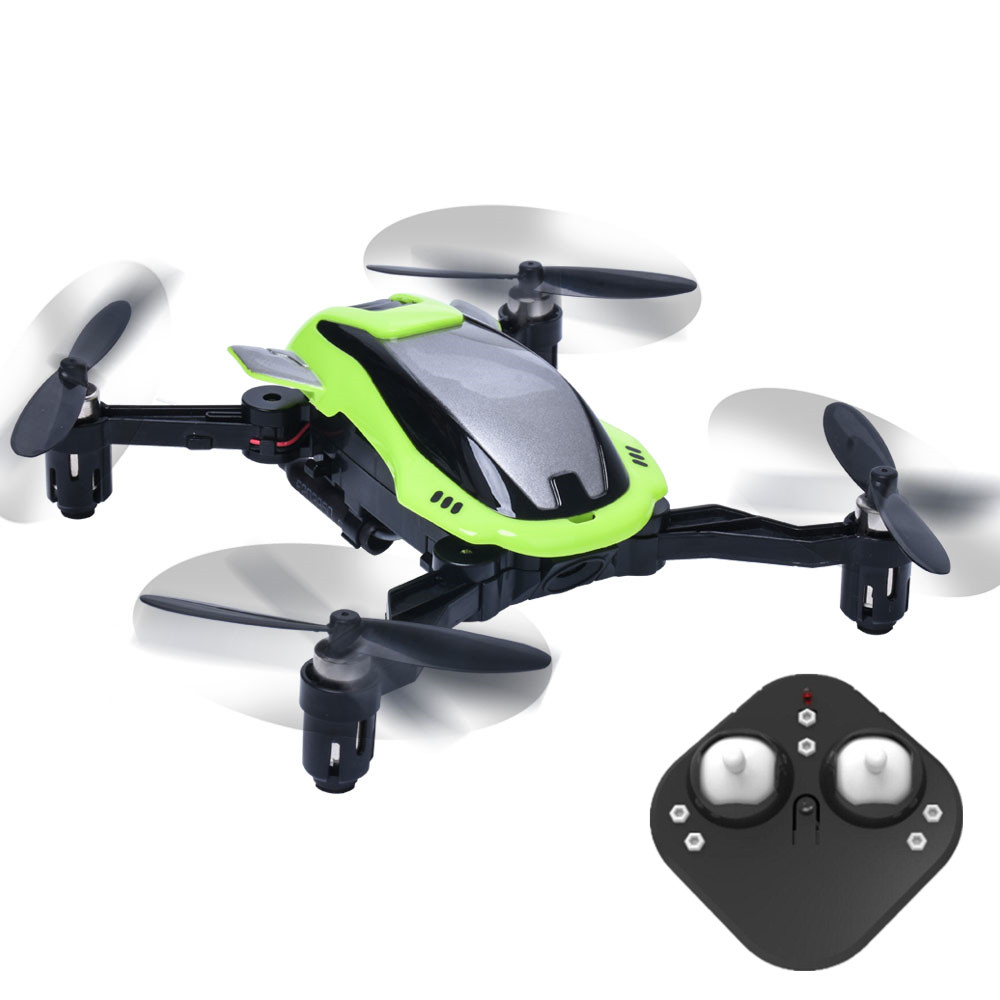 2017 RC Quadcopter Kai Deng K100 RC Drone with Camera 0.3MP FPV Drones with Camera HD Foldable RC Helicopter Altitude Hold original kai deng pantonma k80 brushed ccw motor