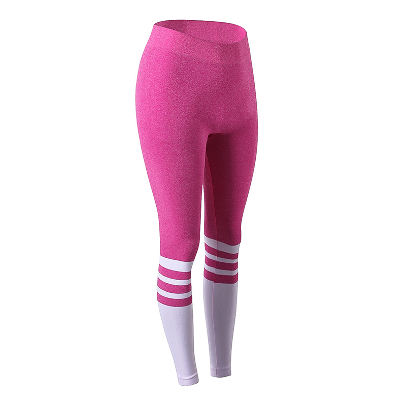 2018 Workout Sportswear   Leggings   Women High Waist Spandex Sportlegging   Legging   Ladies Leggins Work Out Fitness Legins Cute Girls