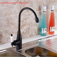 kitchen faucet antique kitchen sink mixer faucet fashion antique basin ceramic kitchen faucet torneira bronze