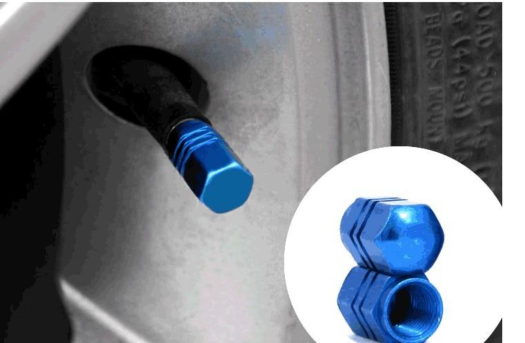 4pcs/set Car Accessories 3D Car Wheel Tires Valve for LADA Priora Niva Samara Kalina XRAY Vesta X-Ray Granta Largus Kalina