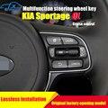 Для Kia Sportage QL 2016 2017 рулевое колесо круиз-контроль переключатель правый 96720-D9010 круиз руля
