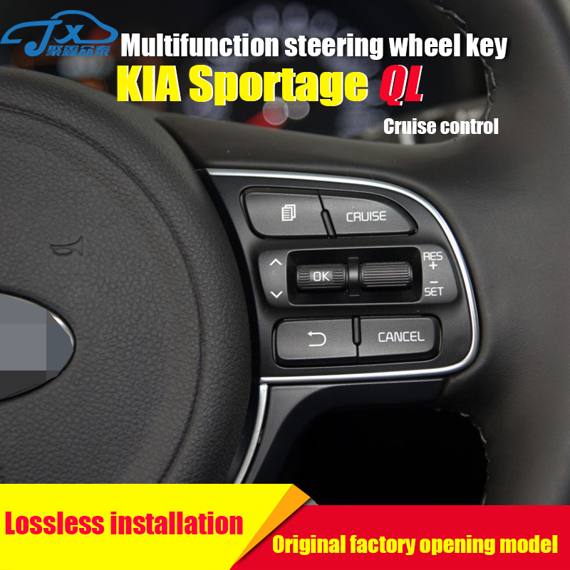 FOR Kia Sportage QL 2016 2017 Steering Wheel Cruise Control Switch Right 96720 D9010 Steering wheel cruise