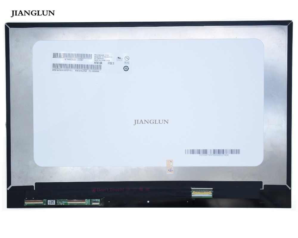 JIANGLUN LCD تعمل باللمس الجمعية دون الإطار مع touchboard لينوفو yoga5 برو yoga910-14