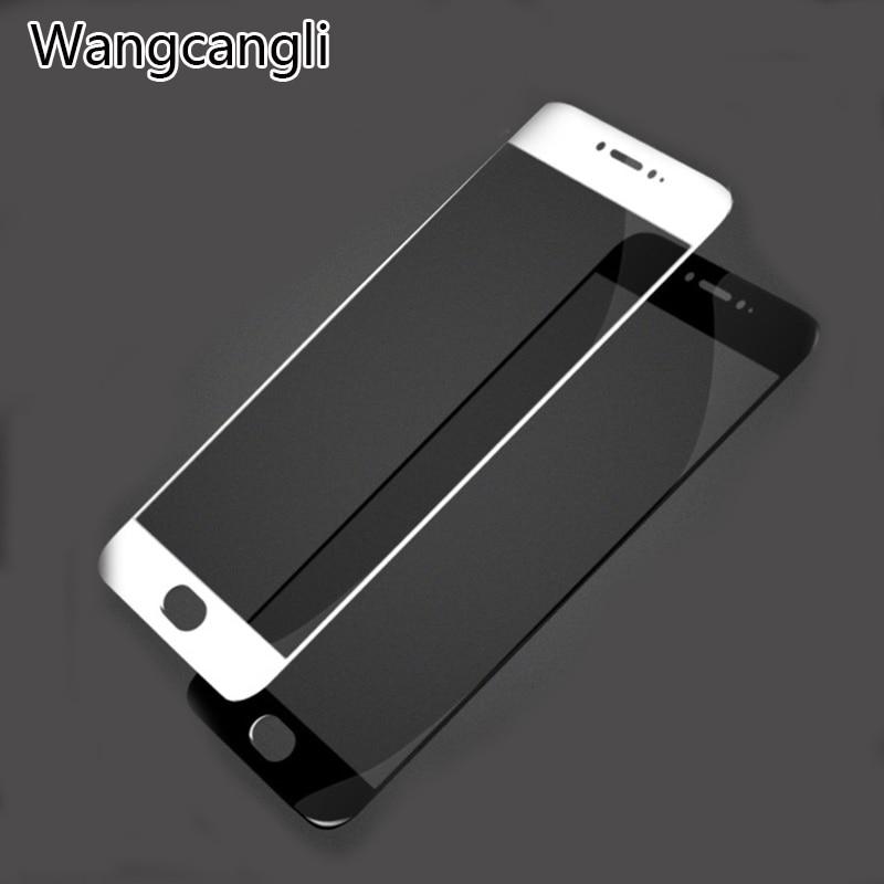 Wangcangli for Meizu U10 Tempered Glass U20 Film 3D Curved Full Cover Screen Protector